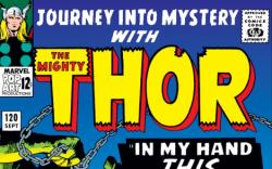Journey Into Mystery (1952) #120