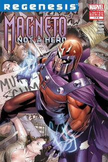 Magneto: Not a Hero #1