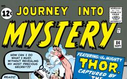 Journey Into Mystery (1952) #84