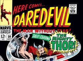 Daredevil (1963) #30