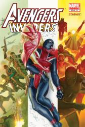 Avengers/Invaders #10 