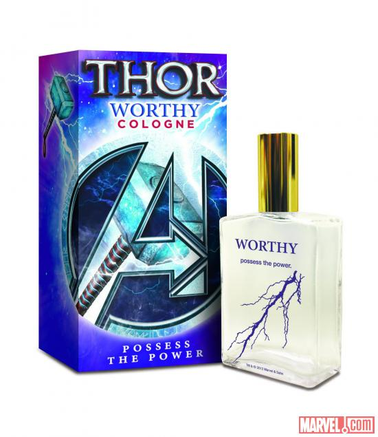 Hero Up with Marvels The Avengers Colognes