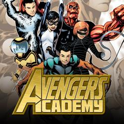 Avengers Academy Master