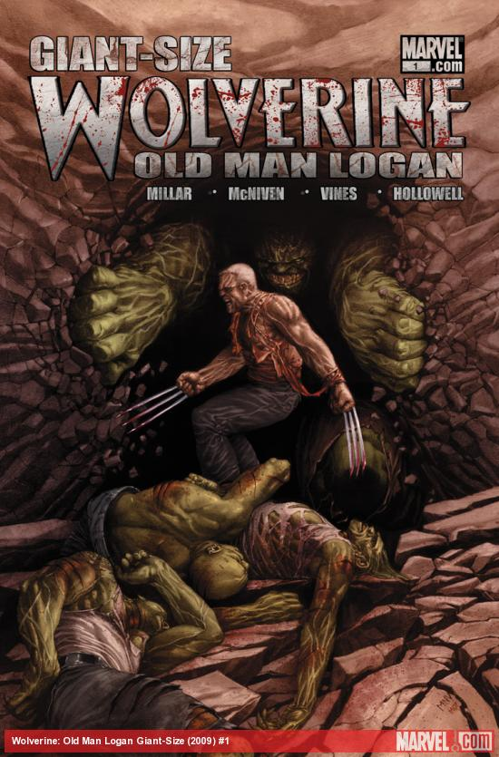 Wolverine: Old Man Logan Giant-Size (2009) One Shot