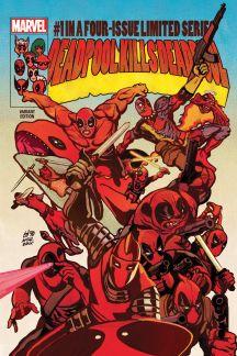 Deadpool Kills Deadpool #1  (Del Mundo Variant)