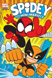 Spidey and the Mini-Marvels (2003) #1