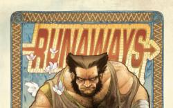 RUNAWAYS #9 (WOLVERINE ART APPRECIATION VARIANT)