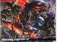 Sensational Spider-Man (2006) #30 Wallpaper