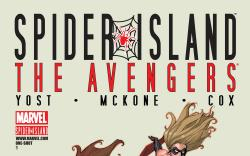 Spider Island: Avengers (2011) #1