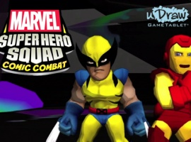 Super Hero Squad: Comic Combat Available Now