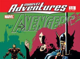 Marvel Adventures the Avengers (2006) #10