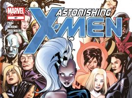ASTONISHING X-MEN (2004) #47