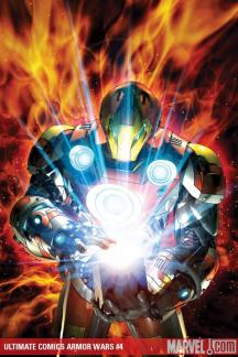 Ultimate Comics Armor Wars (2009) #4