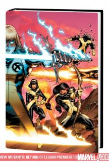 New Mutants: Return of Legion (Hardcover)