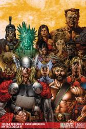 Thor &amp; Hercules: Encyclopaedia Mythologica #1 