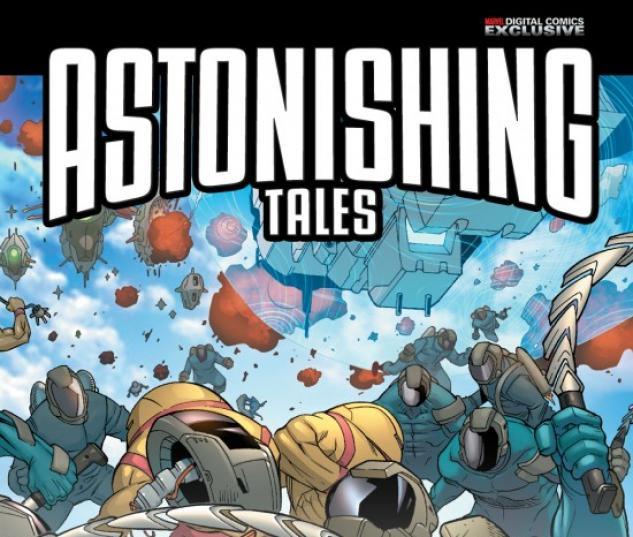 ASTONISHING TALES: IRON MAN 2020 #5