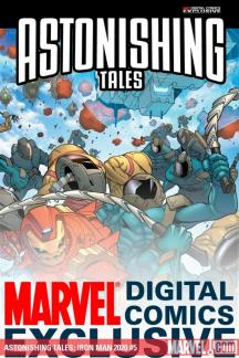 Astonishing Tales: Iron Man 2020 #5
