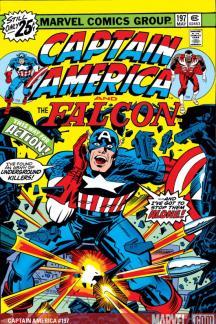 Captain America (1968) #197