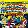 CAPTAIN AMERICA #197 COVER