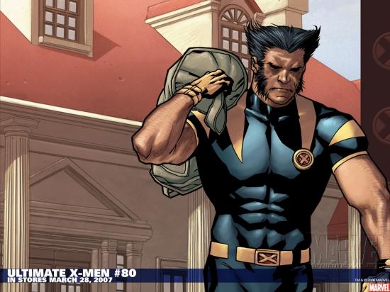 Ultimate X-Men (2000) #80 Wallpaper