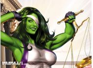 She-Hulk (2004) #1 Wallpaper