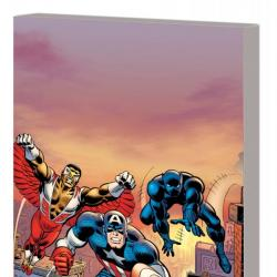 Essential Captain America Vol. 4 (2010 - Present)