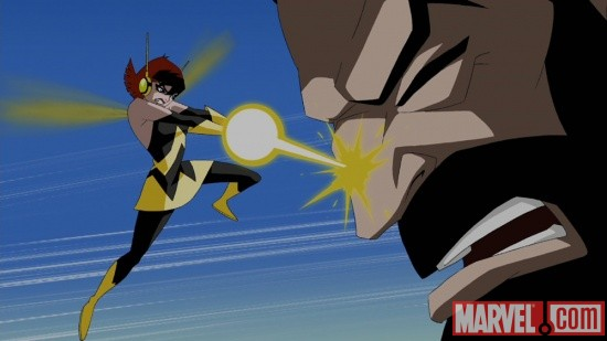 detail DVD Review:  The Avengers: Earth's Mightiest Heroes (Volume 3)