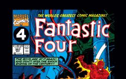 Fantastic Four (1961) #357 Cover
