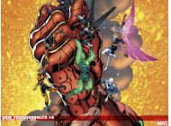 New Thunderbolts (2004) #6 Wallpaper