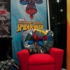 Spider-Man child-sized recliner from KidzWorld at Toy Fair 2011