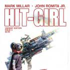 Cover: Hit-Girl (2012) #5 (Sienkeiwicz Variant Edition)
