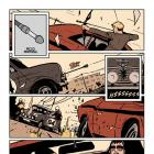 Hawkeye (2012) #3 preview art by David Aja