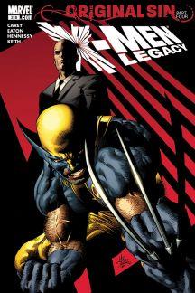 X-Men Legacy #218