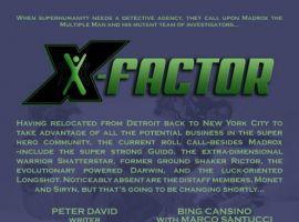 X-FACTOR (2005) #200