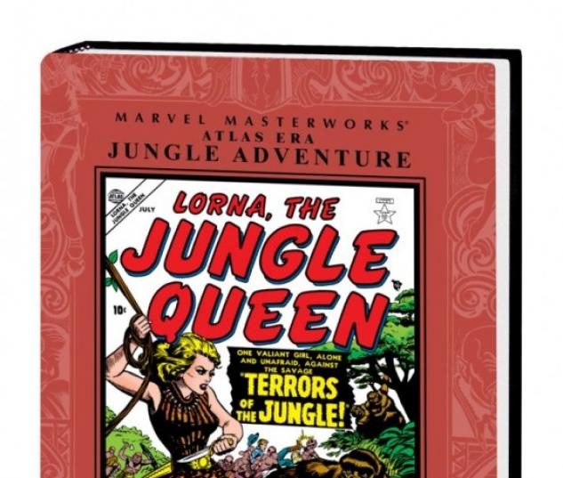 MARVEL MASTERWORKS: ATLAS ERA JUNGLE ADVENTURE VOL. 1 HC #1