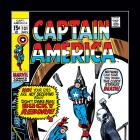 Captain America (1968) #131 Cover