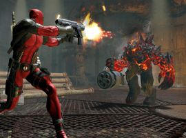 The action gets bigger and better than ever in 'Deadpool,' out now on PS4 and Xbox One!