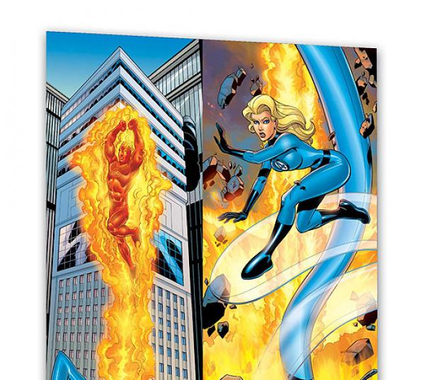 Fantastic Four/Inhumans (Trade Paperback)