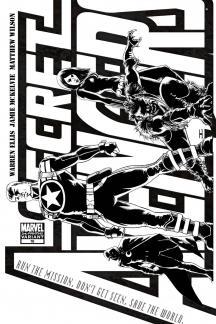Secret Avengers (2010) #16 (2nd Printing Variant)