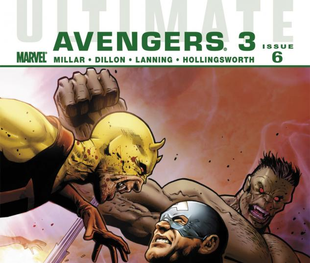 Ultimate Comics Avengers 3 (2010) #6