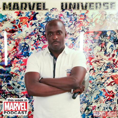 This Week in Marvel #37.5 - Michael K. Williams