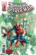 Amazing Spider-Man #692 cover