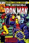 Iron Man (1968) #129 Cover