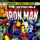 Iron Man (1968) #129 Cover