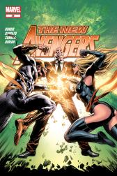 New Avengers #22 