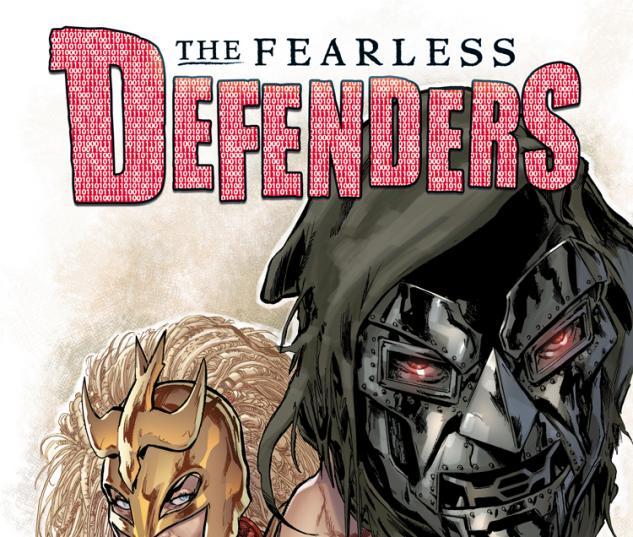 FEARLESS DEFENDERS 4AU (WITH DIGITAL CODE)