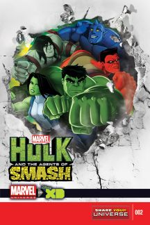 Marvel Universe Hulk: Agents of S.M.A.S.H. #2