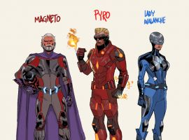 Get an Exclusive Glimpse at Uncanny Avengers