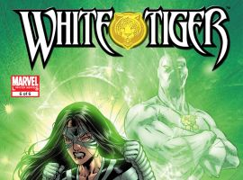 White Tiger (2006) #6