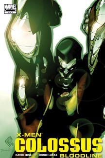 X-Men: Colossus Bloodline #5
